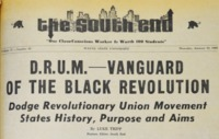 """The South End"" newspaper"